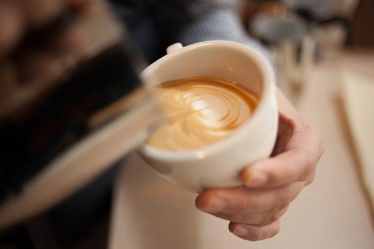 It's okay for young people to have the occasional latte. Source: Pixabay