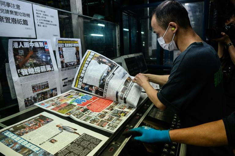 Apple Daily's closure ends a 26-year run of taking on China's authoritarian leaders