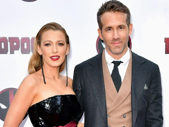 Blake Lively and Ryan Reynolds are donating to coronavirus relief efforts.