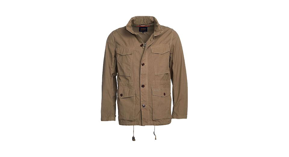 Barbour National Trust Ballard Field Jacket