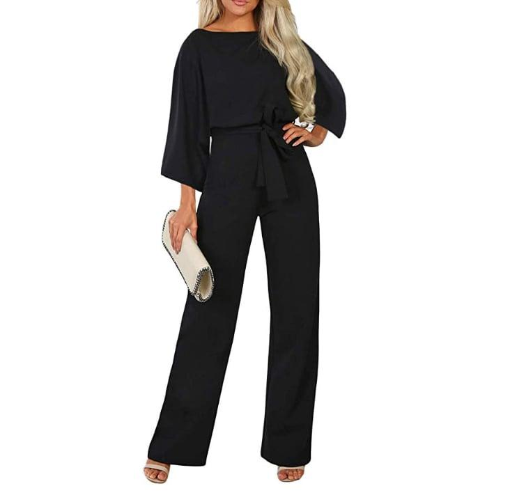 "<p>You can style this <product href=""https://www.amazon.com/CANIKAT-Fashion-Crewneck-Jumpsuits-Overalls/dp/B07V376MPB/ref=sr_1_72_sspa?crid=5TGKT8PV5KIW&amp;keywords=cute%2Bjumpsuits%2Bfor%2Bwomen&amp;qid=1571870546&amp;sprefix=cute%2Bjumpsuits%2Bfor%2Caps%2C201&amp;sr=8-72-spons&amp;smid=AFFXGJG3JKTJN&amp;spLa=ZW5jcnlwdGVkUXVhbGlmaWVyPUEySUpEVUM4MkdCUVRXJmVuY3J5cHRlZElkPUEwMjAxMDgyMlZJWDM3Sk80OUI5NSZlbmNyeXB0ZWRBZElkPUEwNjk5NzUzMU1OU0RWSEdRMUdZRyZ3aWRnZXROYW1lPXNwX210ZiZhY3Rpb249Y2xpY2tSZWRpcmVjdCZkb05vdExvZ0NsaWNrPXRydWU&amp;th=1&amp;psc=1"" target=""_blank"" class=""ga-track"" data-ga-category=""internal click"" data-ga-label=""https://www.amazon.com/CANIKAT-Fashion-Crewneck-Jumpsuits-Overalls/dp/B07V376MPB/ref=sr_1_72_sspa?crid=5TGKT8PV5KIW&amp;keywords=cute%2Bjumpsuits%2Bfor%2Bwomen&amp;qid=1571870546&amp;sprefix=cute%2Bjumpsuits%2Bfor%2Caps%2C201&amp;sr=8-72-spons&amp;smid=AFFXGJG3JKTJN&amp;spLa=ZW5jcnlwdGVkUXVhbGlmaWVyPUEySUpEVUM4MkdCUVRXJmVuY3J5cHRlZElkPUEwMjAxMDgyMlZJWDM3Sk80OUI5NSZlbmNyeXB0ZWRBZElkPUEwNjk5NzUzMU1OU0RWSEdRMUdZRyZ3aWRnZXROYW1lPXNwX210ZiZhY3Rpb249Y2xpY2tSZWRpcmVjdCZkb05vdExvZ0NsaWNrPXRydWU&amp;th=1&amp;psc=1"" data-ga-action=""body text link"">Canikat Belted Jumpsuit</product> ($34) so many ways.</p>"