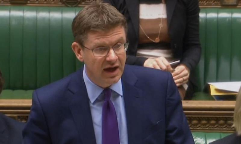 The business secretary Greg Clark