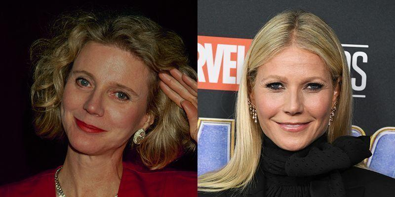 <p>When Blythe Danner was 46 years old, she had been a working actress for 21 years. By the same age, Gwyneth had been working for 30 years. But it's fair to say Gwyneth had a leg up on her mom, given the careers of her parents (her father is the late producer and director Bruce Paltrow).</p>