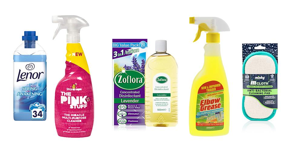 Shop Mrs Hinch's go-to cleaning products
