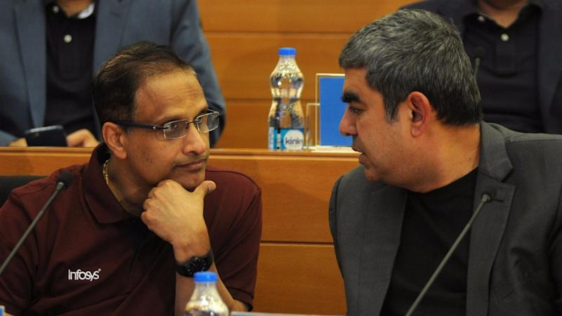 Infosys CEO Defends Pravin Rao's 1.4% Salary Hike In FY18
