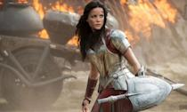 <p>Alexander has played the Asgardian warrior since 2011's <em>Thor</em> and appeared in its sequel as well as episodes of <em>Agents of SHIELD</em>. She couldn't reprise her role in 2017's <em>Thor: Ragnarok</em> because of a shooting conflict with her show <em>Blindspot</em>. </p>