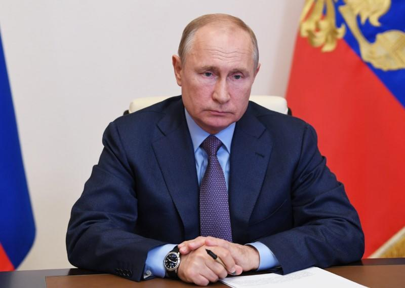 Putin backs state of emergency in Arctic region over fuel spill in river