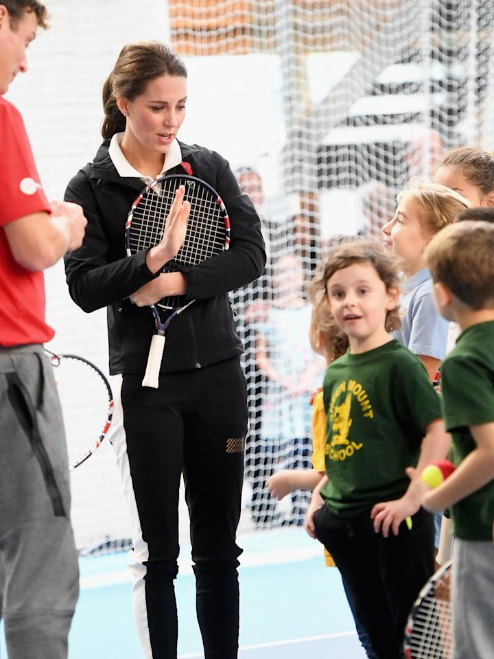 After suffering a serious bout of hyperemesis gravidarum, Kate Middleton is back to her best on royal duties.