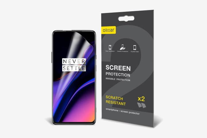 best oneplus 7 pro screen protectors olixar