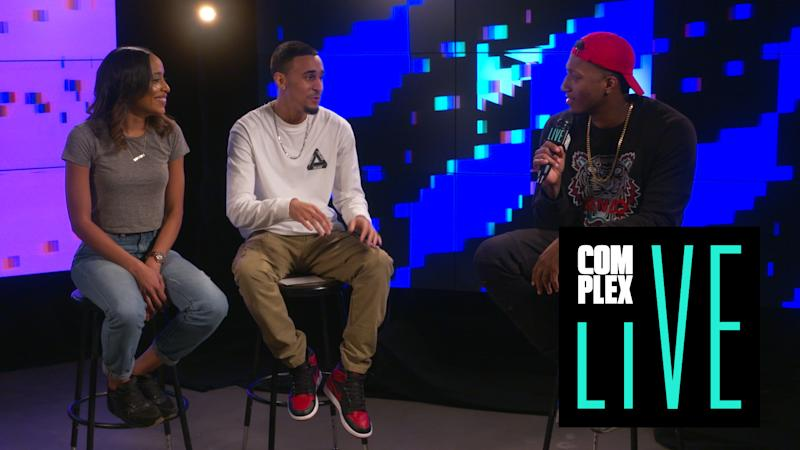 Pusha T And Ava DuVernay Discuss Private Prisons And Lecrae Talks New Music on 'Complex Live'
