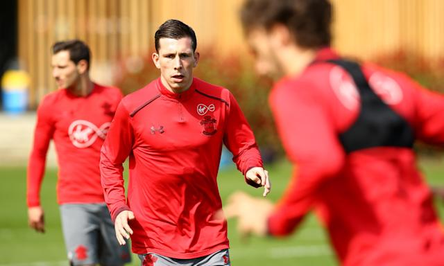 Southampton's Pierre-Emile Højbjerg has Bundesliga medals from his time at Bayern. 'When you've experienced it, you get so hungry,' he says.