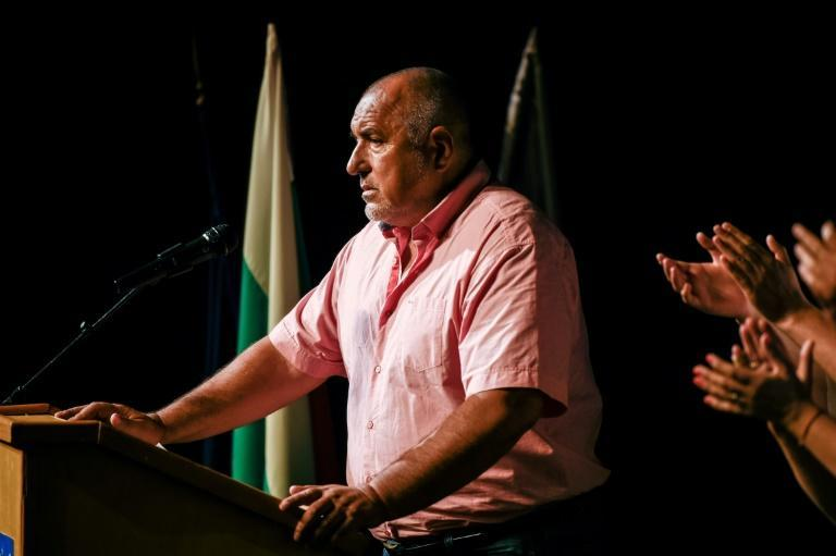 Former prime minister Boyko Borisov says the revelations of graft under his tenure are part of a political witch hunt