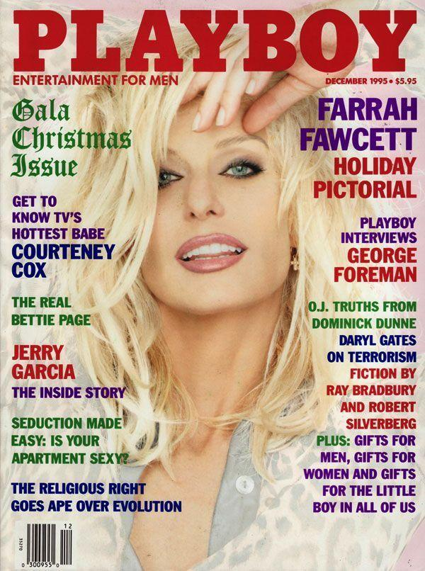 <p><strong>Issue: </strong>December 1995</p><p>Farrah Fawcett proved she was most definitely ready for her close up with her December 1995 cover.</p>