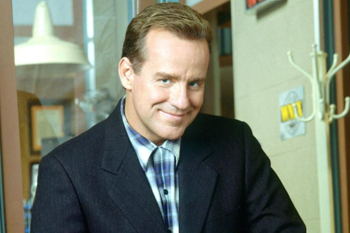 <p>Months after his 1998 murder made headlines, Hartman was honored with his fourth Emmy nomination. The talented Canadian actor, writer and comedian, who also had numerous voice roles on <em>The Simpsons, </em>had won an Emmy for his writing on <em>SNL, </em>but this was his first nomination for his work on <em>NewsRadio, </em>which was preparing to enter its fifth season. The award ultimately went to David Hyde Pierce for <em>Fraiser. </em> </p>