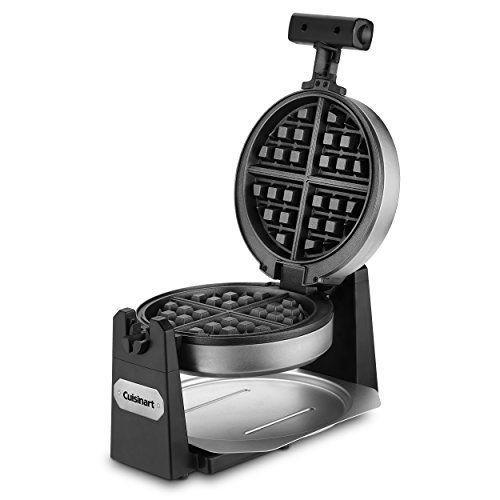 """<p><strong>Cuisinart</strong></p><p>amazon.com</p><p><strong>$59.95</strong></p><p><a href=""""https://www.amazon.com/dp/B01IU7JPT6?tag=syn-yahoo-20&ascsubtag=%5Bartid%7C2140.g.33628308%5Bsrc%7Cyahoo-us"""" rel=""""nofollow noopener"""" target=""""_blank"""" data-ylk=""""slk:Shop Now"""" class=""""link rapid-noclick-resp"""">Shop Now</a></p><p>What's better than a fresh batch of tasty waffles in the morning? Even better, the iron has a nonstick coating so cleanup is beyond easy. </p>"""