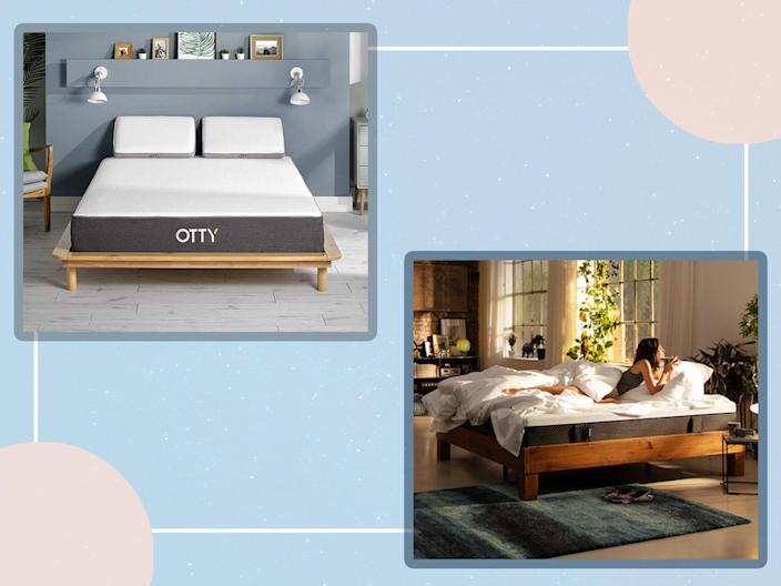 <p>From traditional to high-tech designs, we've found options to suit every sleeper and budget  </p> (iStock/The Independent )
