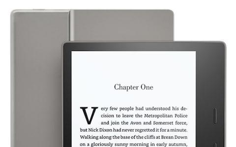 Kindle Oasis black friday sale