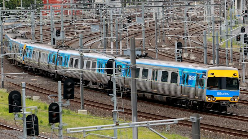 The Victorian government has unveiled plans to revamp Melbourne's busiest rail corridor.