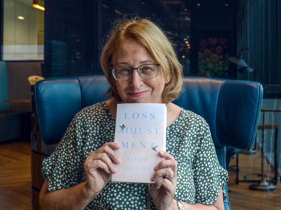 """Journalist and author Linda Collins, 60, has written a memoir entitled """"Loss Adjustment"""", about the aftermath of her 17-year-old daughter Victoria's suicide. (PHOTO: Dhany Osman/Yahoo News Singapore)"""