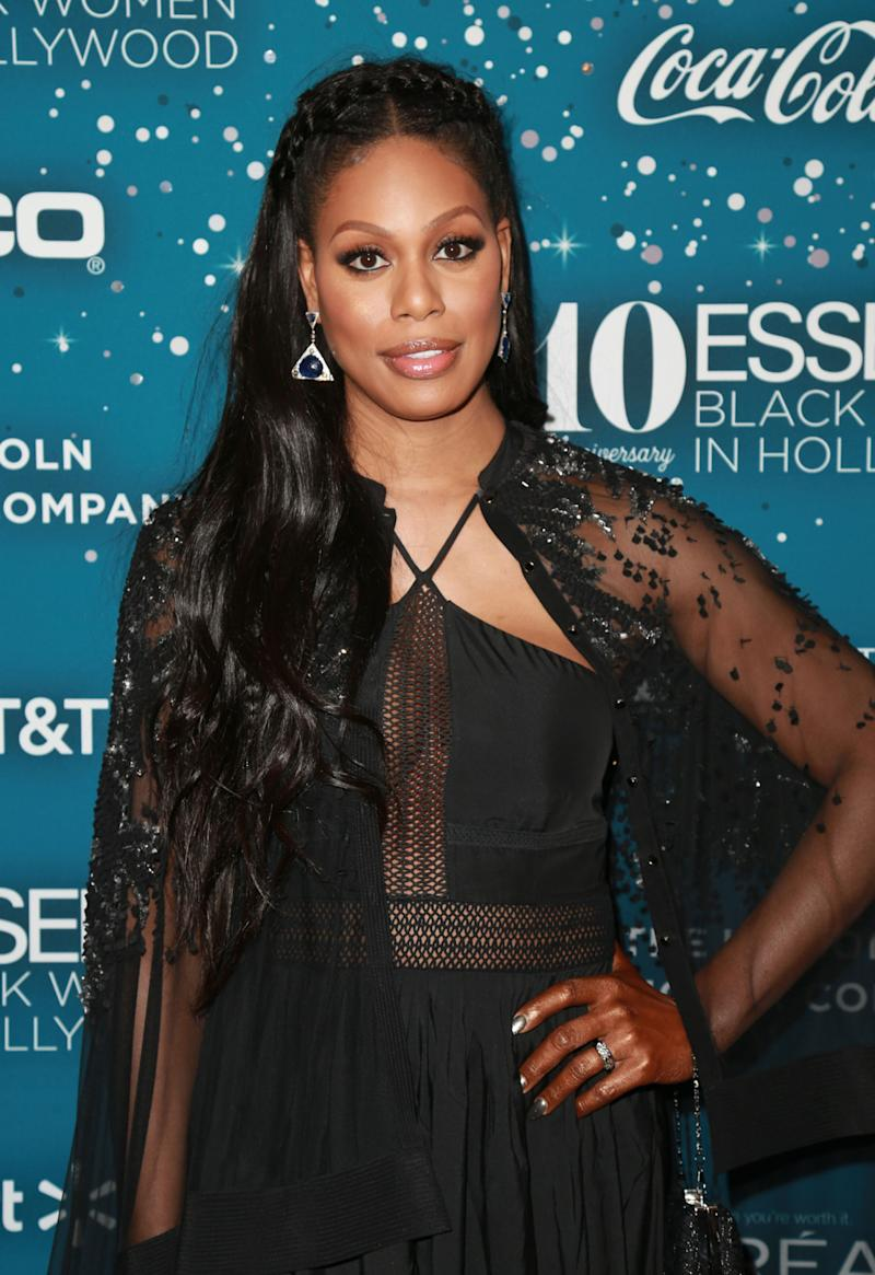 "Laverne Cox: ""Trans Rights Are Women's Rights"""