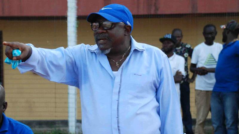 NFF in shock after Lobi Stars coach Solomon Ogbeide passes away