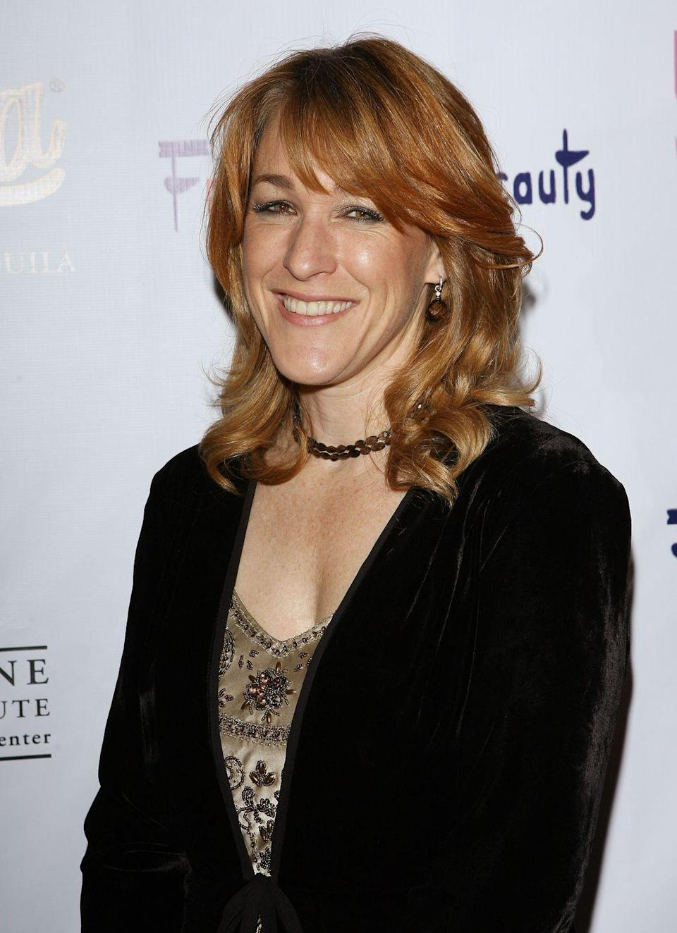<p>Kathleen Wilhoite joined the cast in 2004 as Luke Dane's flakey sister, Liz. But while she was new to the show, Kathleen was certainly not new to the industry. She starred in films throughout the '80s and '90s, including <em>The Edge. </em></p>