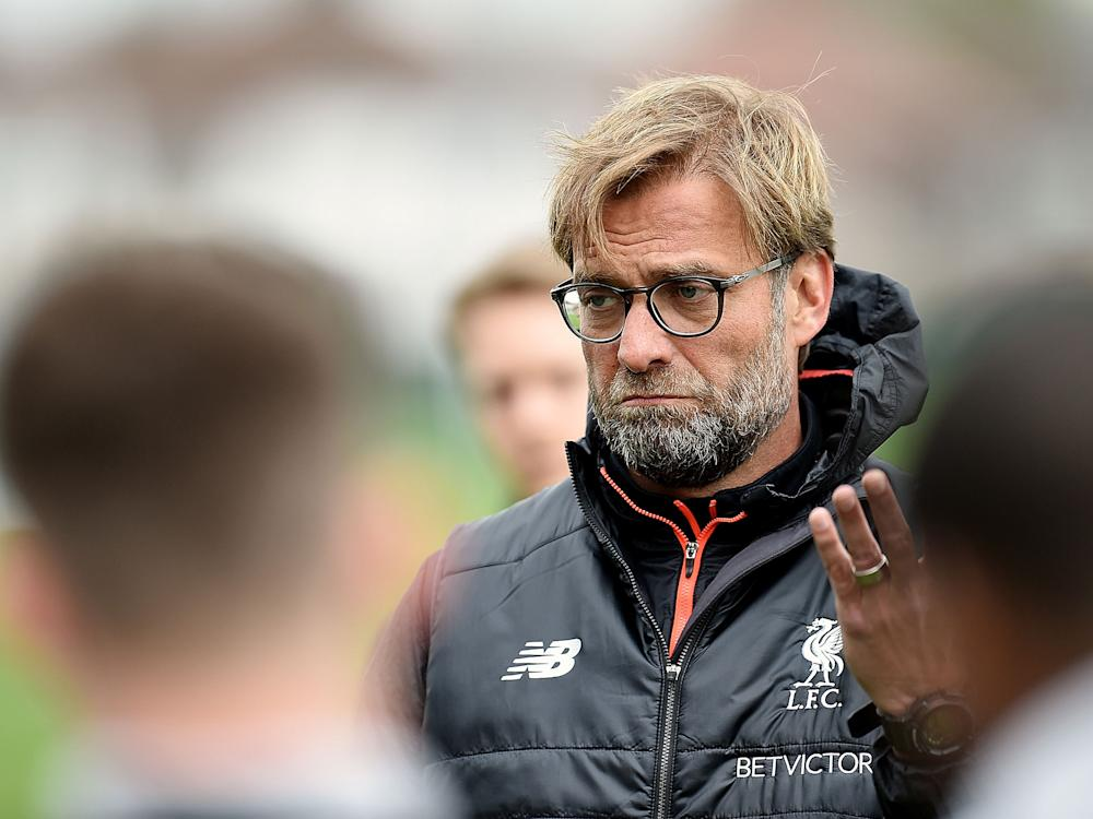 Klopp has said Mane's absence will do little to impact the side's defensive abilities: Getty