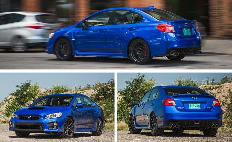 2018 subaru wrx manual with performance package. Black Bedroom Furniture Sets. Home Design Ideas
