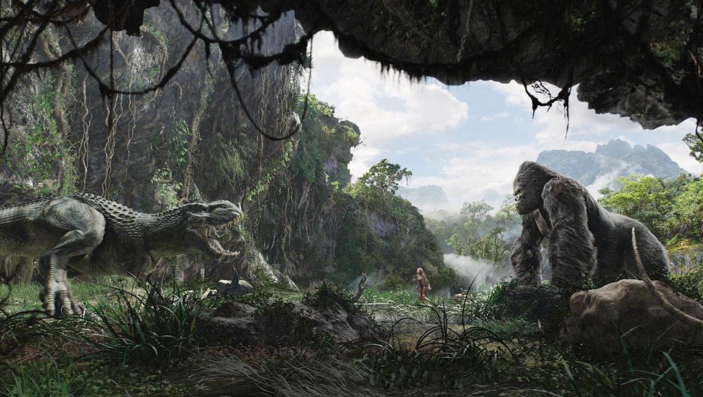 "SKULL ISLAND - <a href=""http://movies.yahoo.com/movie/1808505212/info"">King Kong</a> (2005)  PRO: Getting to see the exotic wildlife  CON: Getting eaten by the exotic wildlife   There's not much to recommend Skull Island as a getaway spot. The beaches are rocky, the natives are unfriendly, the bug are enormous, the dinosaurs even more so, and the whole place smells like gorilla."