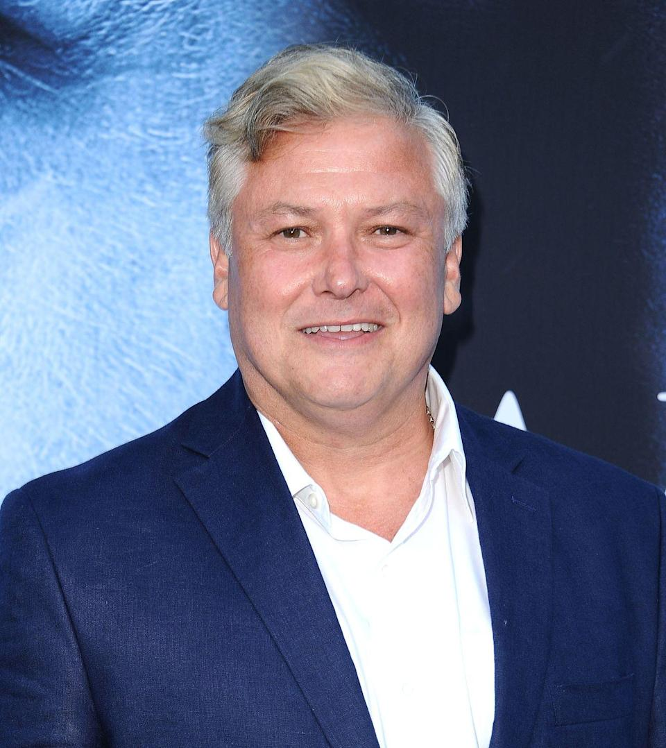 <p>Conleth Hill, who plays Varys, in 2017.</p>