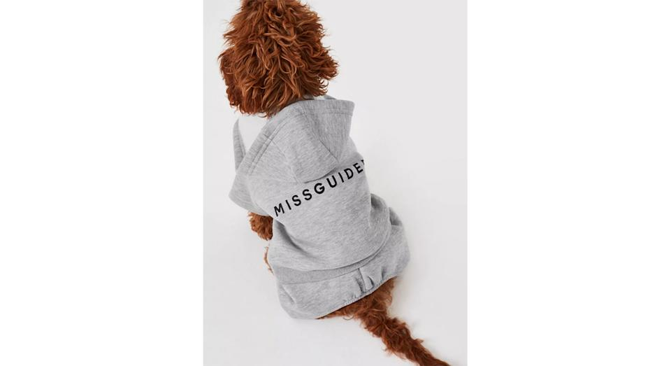 Grey Marl Missguided Branded All In One from Missguided