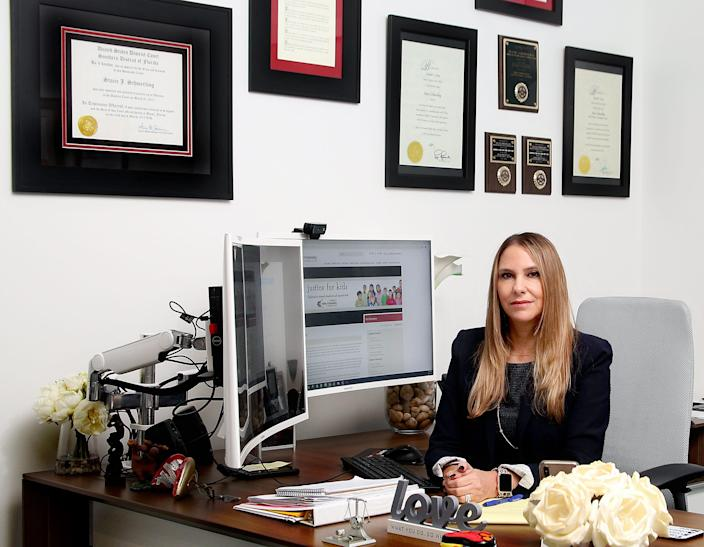 """""""I don't want to give the impression that there's always bias or it's never warranted, but there's a tendency to think a parent is just going to make up allegations to try to get their child back,"""" said Stacie Schmerling, an attorney at Justice for Kids, which provides legal services to children who are abused, disabled or injured in foster care.""""The child welfare system has an obligation to ensure children are safe and not abused or neglected."""""""