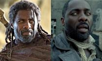<p>Idris Elba plays Asgardian Heimdall in the Thor franchise but he did appear in Marvel movie Ghost Rider: Spirit of Vengeance as Moreau. </p>