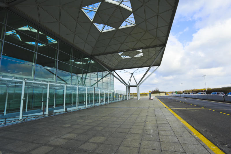 Security threat forces plane to land at Stansted