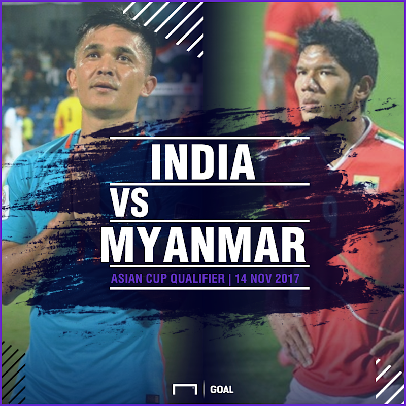 Myanmar Travels to India for Tricky Asian Cup Qualifier