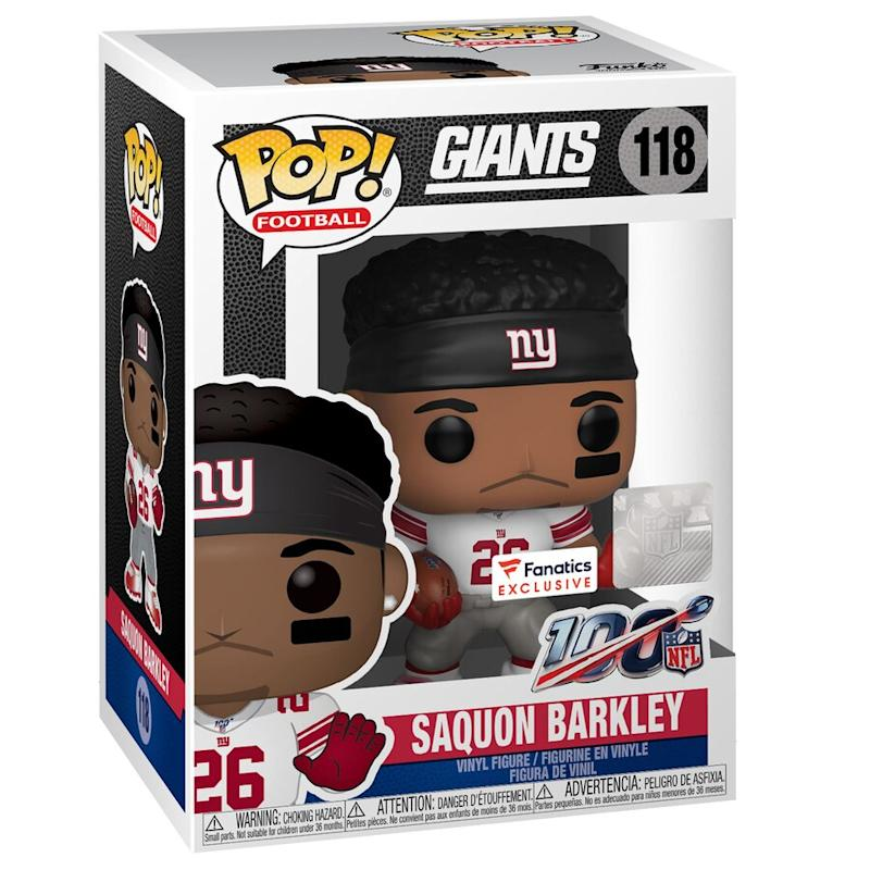 Funko Barkley Giants Pop! Figurine