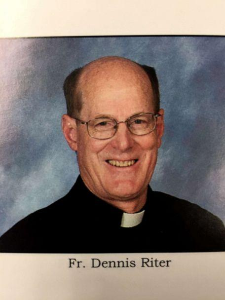 PHOTO: Fr. Dennis Riter is currently serving as the pastor of St. Elizabeth Ann Seton Church in Dunkirk. (Diocese of Buffalo)