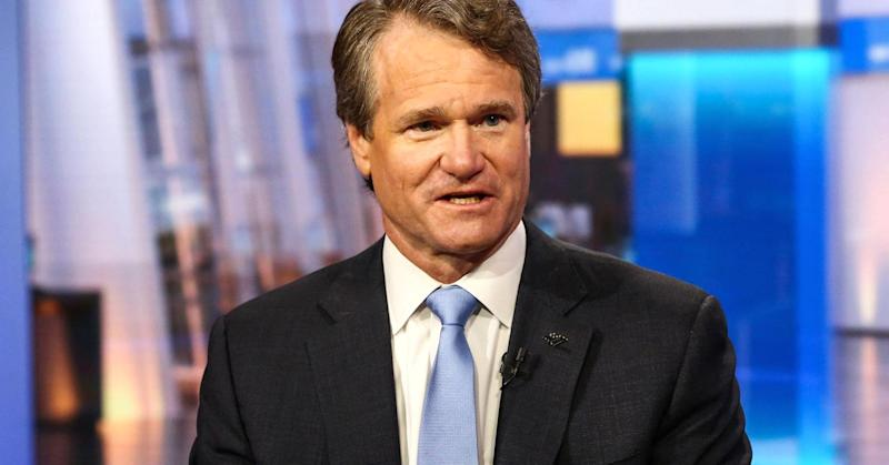 Bank of America posts earnings beat, excluding tax charge