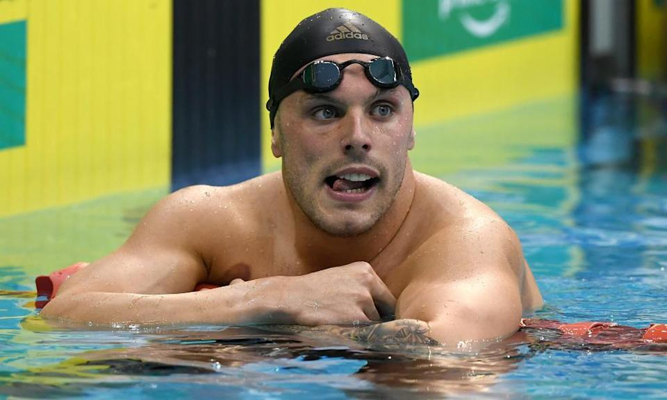 Kyle Chalmers comes into the Olympics in good form but he'll face tough competition from American Caeleb Dressel
