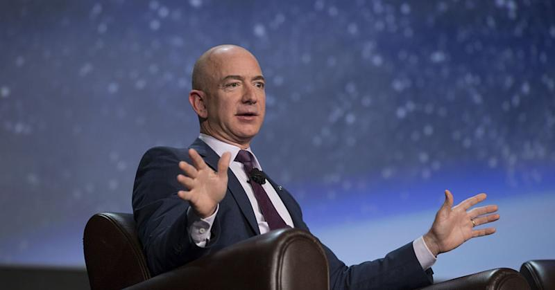 Amazon wants to offer internet connectivity from space