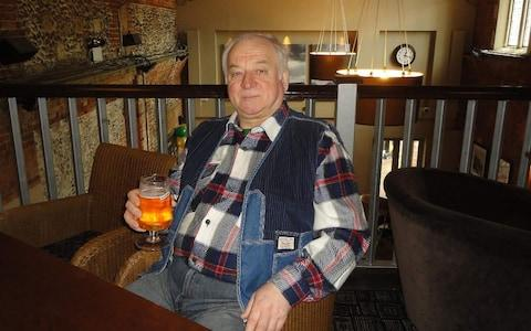 Sergei Skripal - Credit: Social media; EAST2WEST NEWS