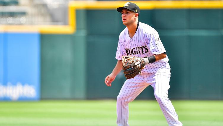 Nick Madrigal won a minor league Gold Glove, backing up the defensive hype