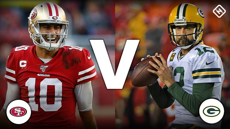 What channel is 49ers vs. Packers on today? Schedule, time for 'Sunday Night Football' game