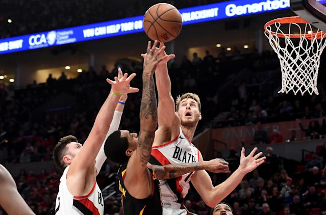 The Portland Trail Blazers 129-112 win over the Cleveland Cavaliers at the Moda Center was the cleanest game in NBA history.