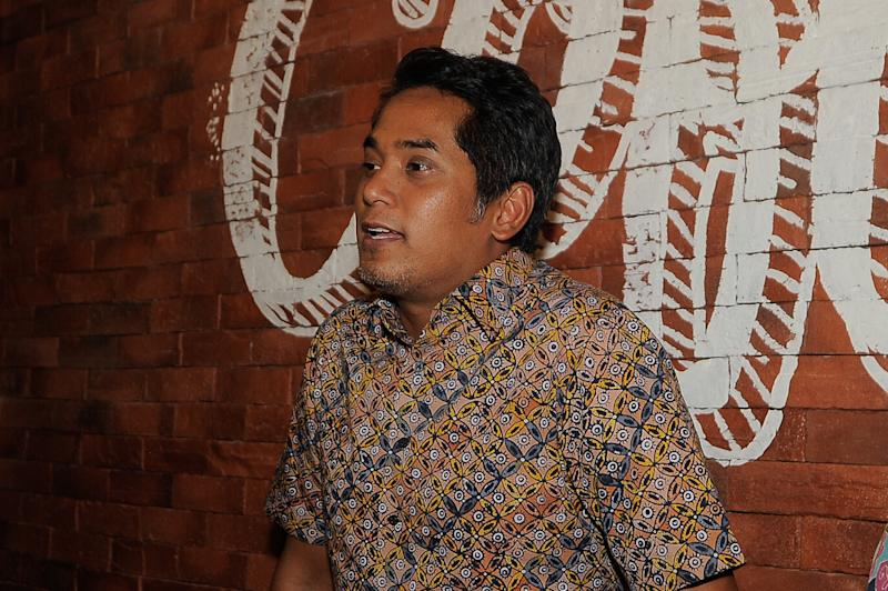 Khairy says Umno must help the new administration bridge the growing racial polarisation stemming from Malay distrust of the multi-racial ruling coalition. — Picture by Shafwan Zaidon