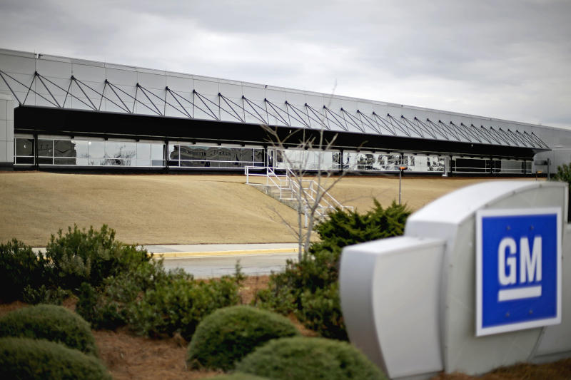 General Motors to open tech center in Roswell, Ga.
