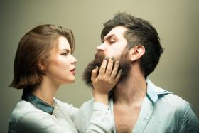 Women find bearded men more attractive, but there is a creepy-crawly catch