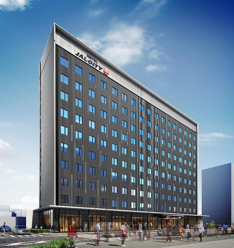 Hotel JAL City Toyama to Open in 2022