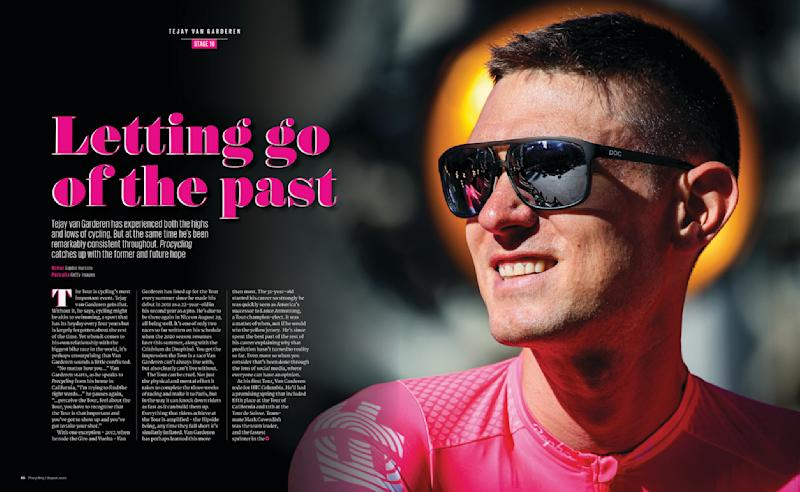 Procycling's August issue