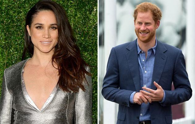 Meghan Markle opened up about her relationship with Prince Harry in a recent interview. Photo: Getty